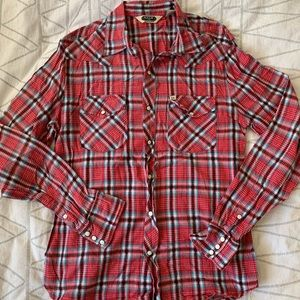 UO Men's Western Shirt